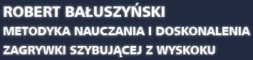 Robert Bałuszyński - Metodyka nauczania i doskonalenia zagrywki szybującej z wyskoku