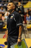 Silvano Prandi - Atak po przyjęciu zagrywki
